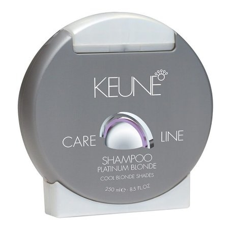 Keune Care Line Platinum Blonde - Shampoo 250ml