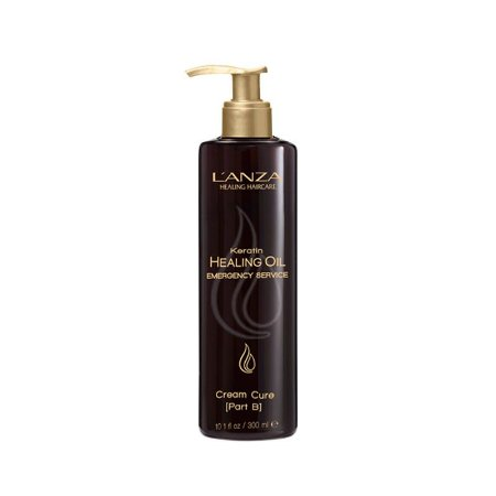 L'Anza Keratin Healing Oil Emergency Service - Cream Cure Part B 295ml