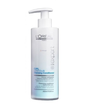 L'Oréal Professionnel Curl Contour Cleansing Conditioner - Creme de limpeza 400ml