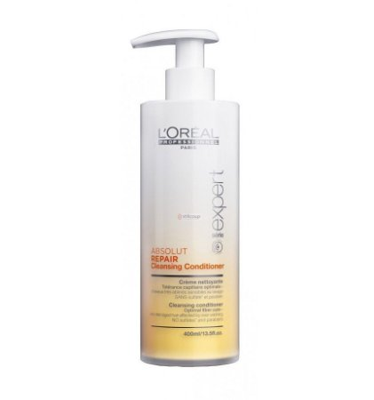 L'Oréal Professionnel Absolut Repair Cleansing Conditioner - Creme de Limpeza 400ml
