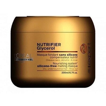 L'Oréal Professionnel Nutrifier - Máscara de Tratamento 200ml