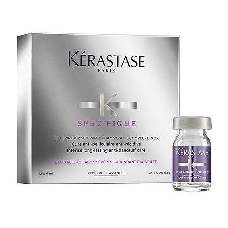 Kérastase Specifique Bain Anti Pelliculaire Loção Capilar - Ampola de Tratamento 12x6ml