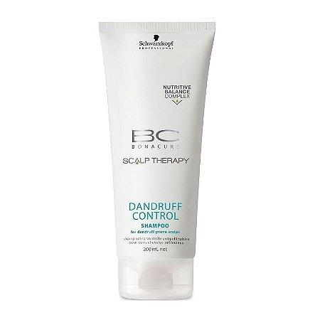 Schwarzkopf Bonacure Hair & Scalp - Shampoo Anti-Caspa 200ml