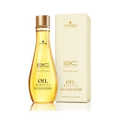 Schwarzkopf Bonacure Oil Miracle Light Finishing Treatment - Sérum 100ml