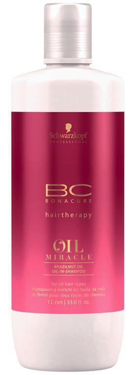 Schwarzkopf Bonacure Oil Miracle Brazilnut - Oil in Shampoo 1000ml