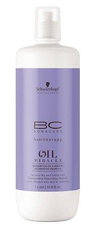 Schwarzkopf Bonacure Oil Miracle - Barbary Fig Oil Shampoo 1000ml