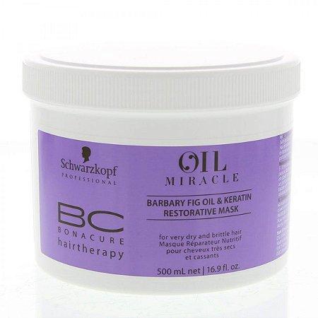 Schwarzkopf Bonacure Oil Miracle - Barbary Fig Oil Máscara 500ml