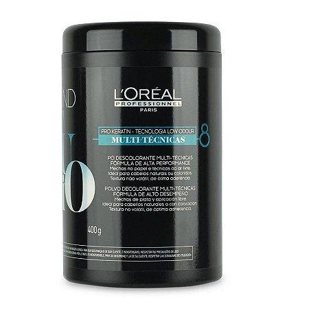 L'Oréal Professionnel Blond Studio Multi Técnicas - Pó Descolorante 400g