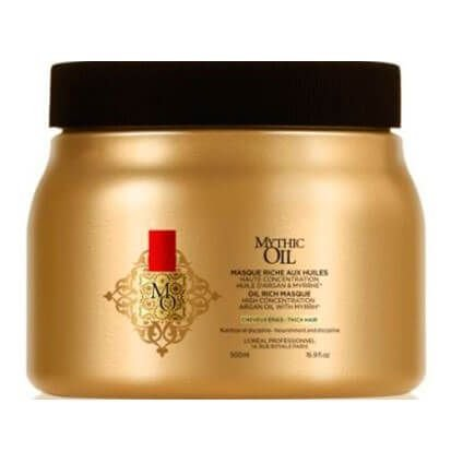 L'Oréal Professionnel Mythic Oil - Máscara de Tratamento 500ml