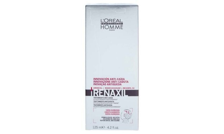 L'Oréal Professionnel Homme Renaxil - Tratamento Anti-Queda 125ml
