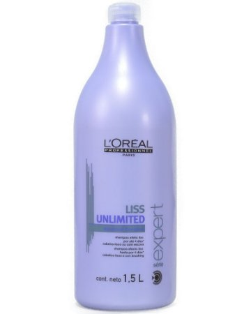 L'Oréal Professionnel Liss Unlimited - Shampoo 1500ml
