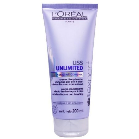 L'Oréal Professionnel Liss Unlimited - Leave-in 200ml