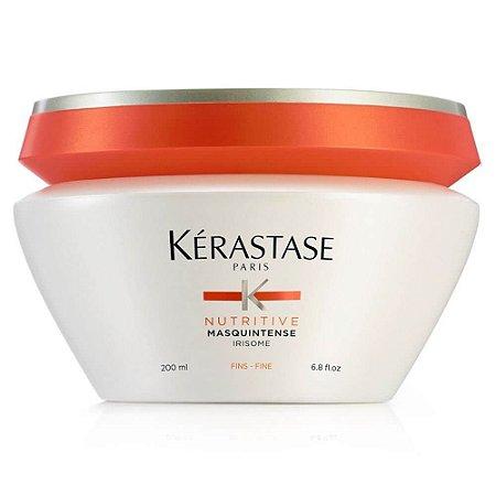 Kérastase Nutritive Masquintense Cabelos Finos - Máscara 200ml