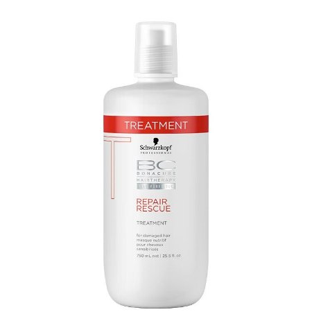 Schwarzkopf BC Repair Rescue - Máscara de Tratamento 750ml