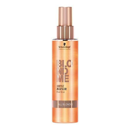 Schwarzkopf Professional Blondme - All blondes Shine Elixir - Sérum 150ml