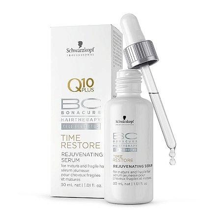 Schwarzkopf Bonacure Q10 Plus Time Restore Rejuvenating Serum 30ml