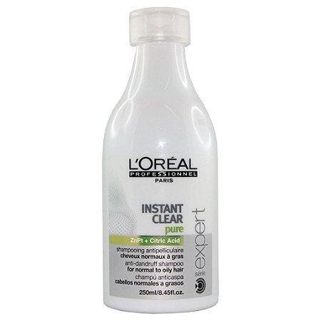 L'Oréal Professionnel Instant Clear Pure - Shampoo Anti-Caspa 250ml