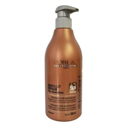L'Oréal Professionnel Absolut Repair Pós Química - Shampoo 500ml