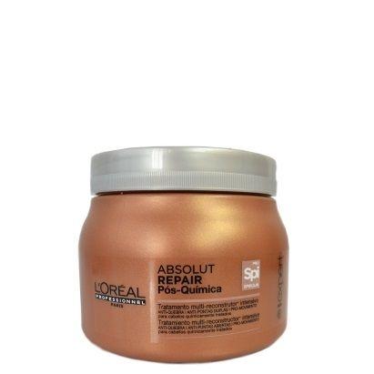 L'Oréal Professionnel Absolut Repair Pós Química - Máscara de Tratamento 500ml