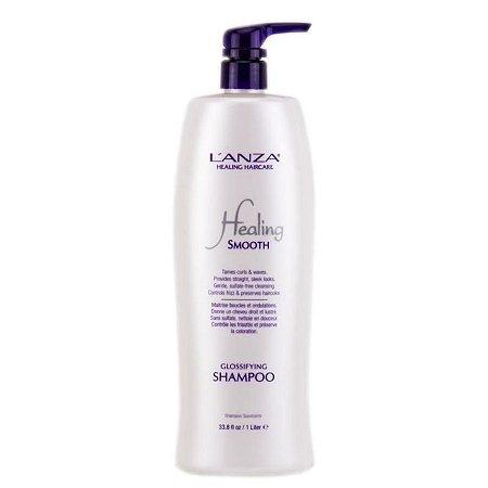 L'Anza Healing Smooth Glossifying Shampoo 1L