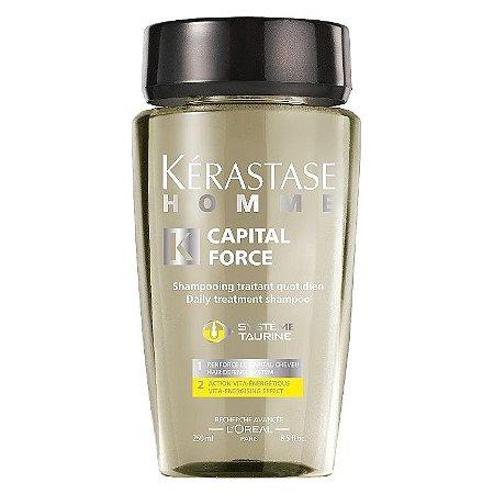 Kérastase Homme Capital Force Bain Vita-Energetique Shampoo 250ml
