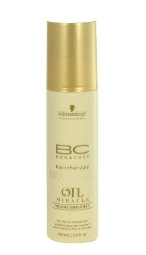 Schwarzkopf Bonacure Oil Miracle Volume Amplifier 5 - Creme Amplificador de Volume 100ml