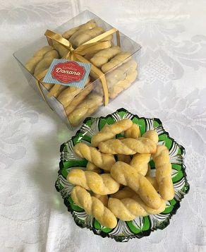 Biscoito Salgado de Azeite - 400 g