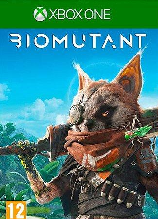 Biomutant - Xbox One e Series X/S - Mídia Digital