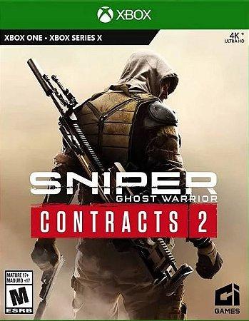 Sniper Ghost Warrior Contracts 2 - Xbox One e Series X/S - Mídia Digital