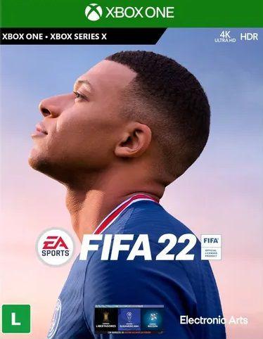 FIFA 22 Edição Standard - Xbox One - Mídia Digital