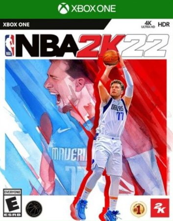 NBA 2K22 - Xbox One - Mídia Digital