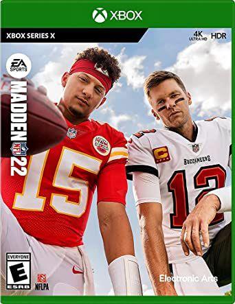 Madden NFL 22 - Xbox Series X/S - Mídia Digital