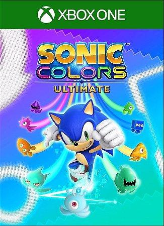 Sonic Colors: Ultimate - Xbox One e Series X/S - Mídia Digital