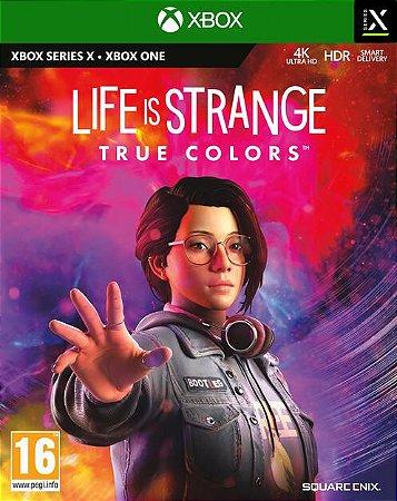 Life is Strange True Colors - Xbox One e Xbox Series X S - Mídia Digital