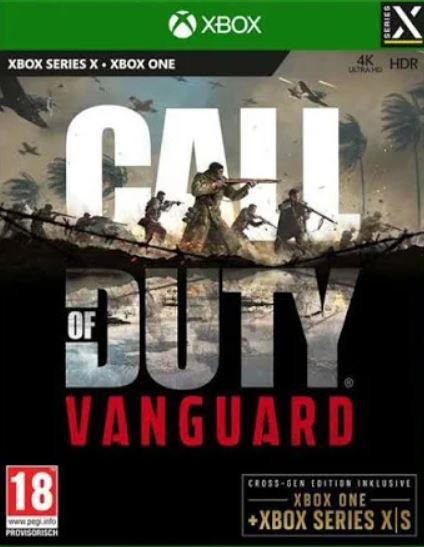 Call of Duty Vanguard - Xbox Series X/S - Mídia Digital