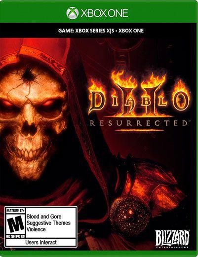 Diablo 2 II: Resurrected - Xbox One e Series X/S - Mídia Digital