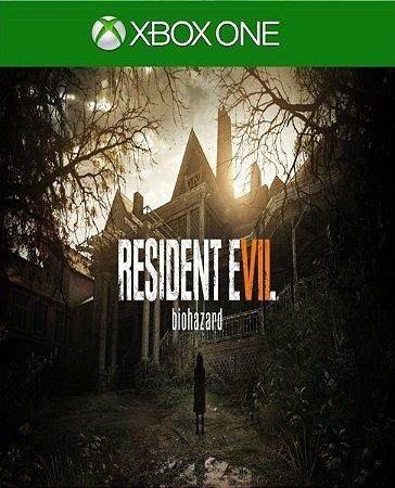 Resident Evil 7: Biohazard Xbox One - Mídia Digital