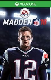 Madden Nfl 18 Xbox One - Mídia Digital