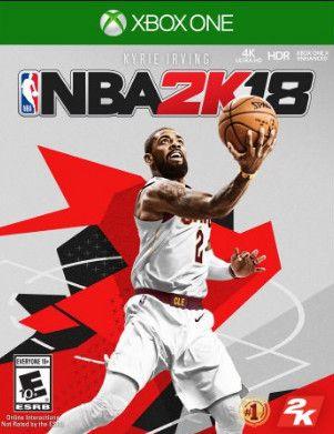 Nba 2k18 Xbox One - Mídia Digital