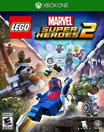Lego Marvel Super Heroes 2 Xbox One - Mídia Digital