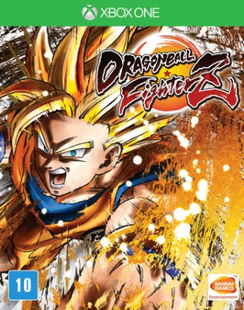 Dragon Ball Fighterz Xbox One - Mídia Digital