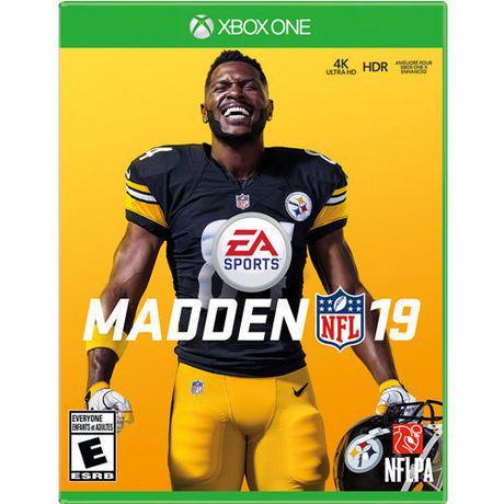 Madden Nfl 19 Edição Padrão Xbox One - Mídia Digital