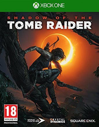 Shadow Of The Tomb Raider Xbox One - Mídia Digital