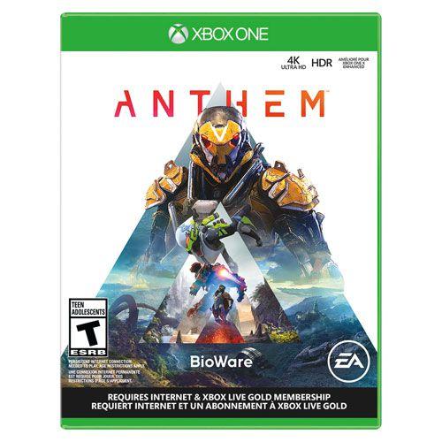 Anthem Xbox One - Mídia Digital