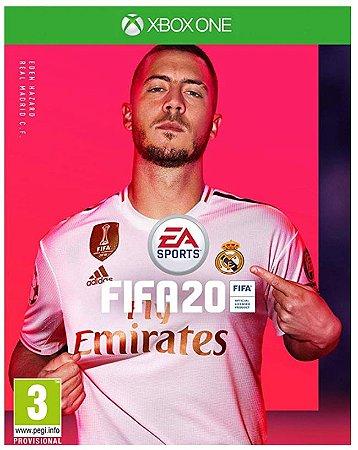 FIFA 20 Standard Edition Xbox One - Mídia Digital