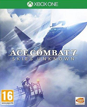 Ace Combat 7 Skies Unknown Xbox One - Mídia Digital