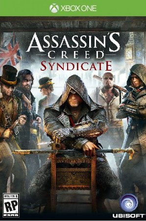 Assassins Creed Syndicate Xbox One - Midia Digital