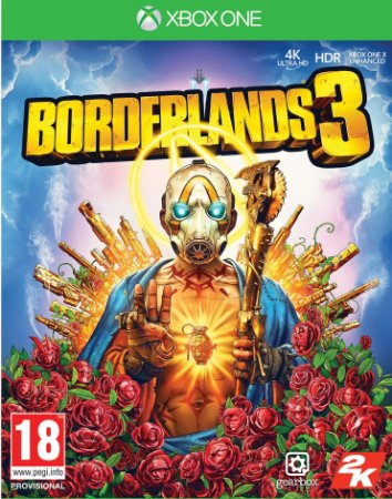 Borderlands 3 Xbox One - Mídia Digital