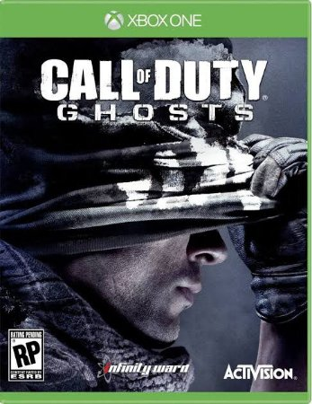 Call Of Duty Ghosts Xbox One - Midia Digital