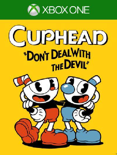 Cuphead Xbox One - Mídia Digital